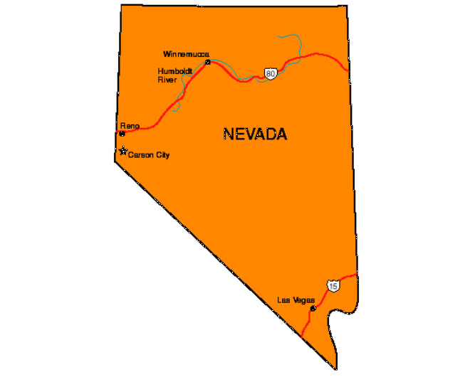 Nevada-State-Map-Areas-51