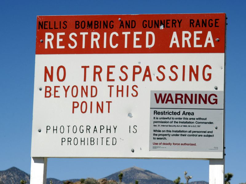 Storm Area 51 Facebook Event Restrictions