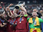Liverpool champs super cup winner