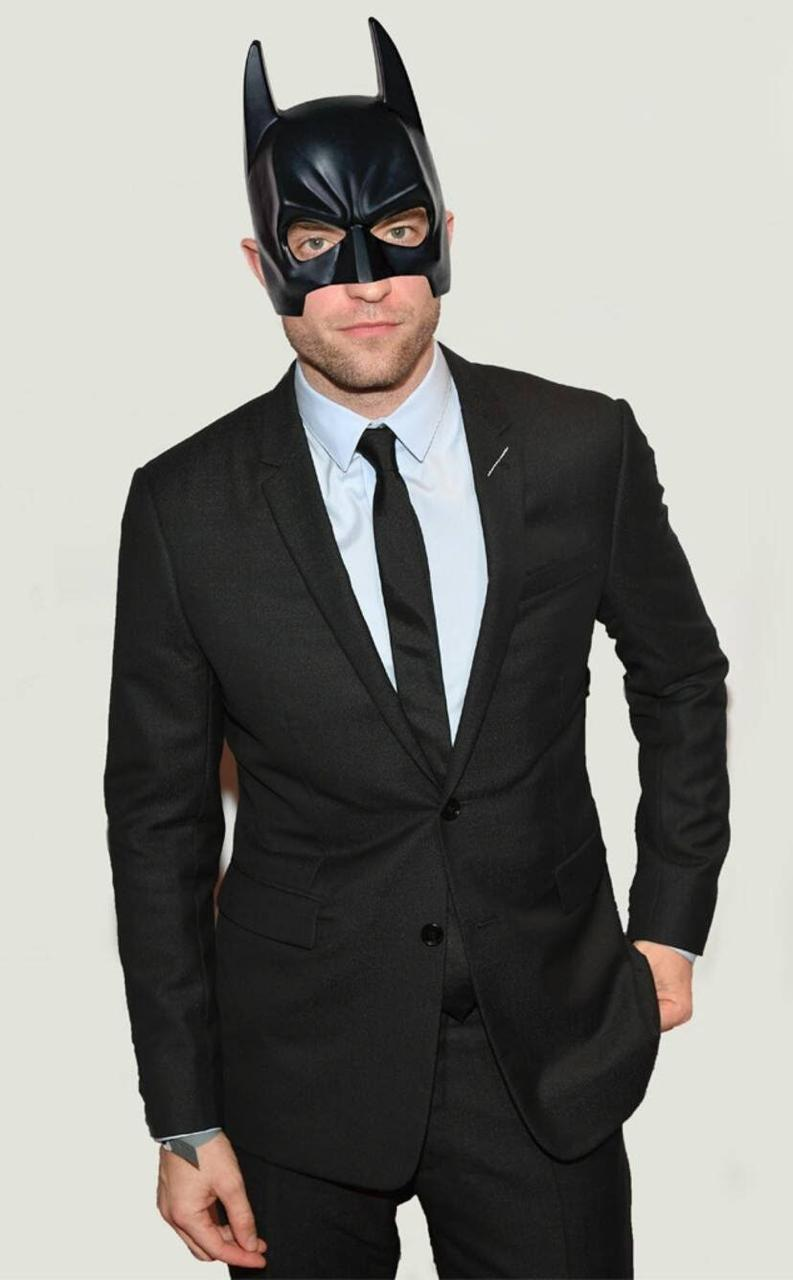 robert pattinson new batman 2021