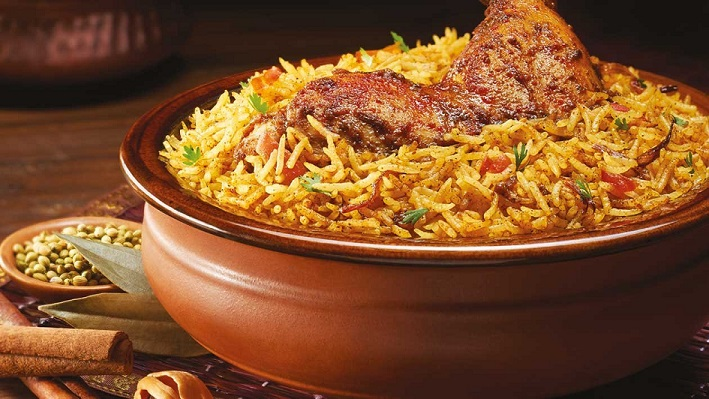 authentic chicken biryani