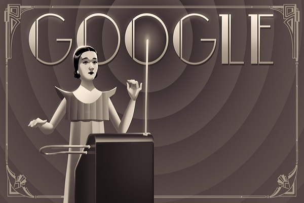 clara rockmores 105th birthday