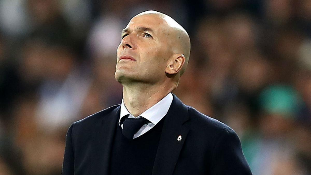 Zidane-real-madrid-may-leave-coach