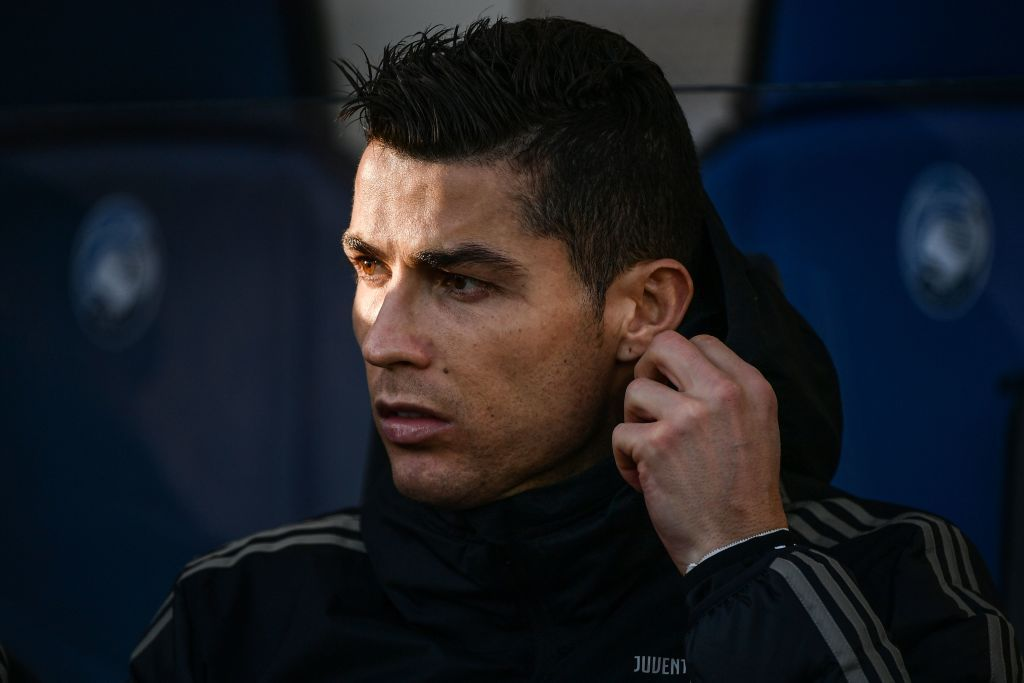 juventus-fc-player-cristiano-ronaldo-benched